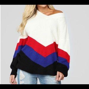 Fashion Nova Piola Sweater